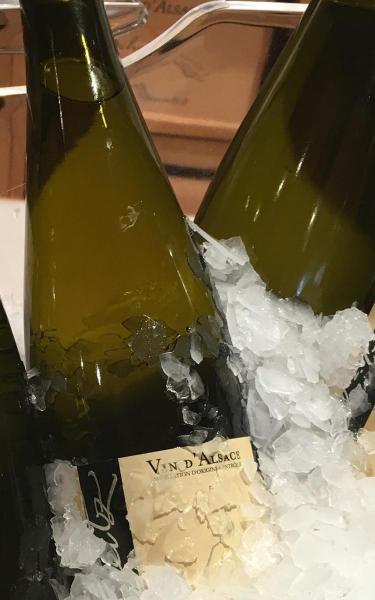 Bouteilles de vins d'Alsace Schoenheitz